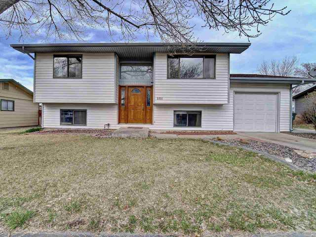 2231 N 17th Circle, Grand Junction, CO 81501 (MLS #20201493) :: The Christi Reece Group