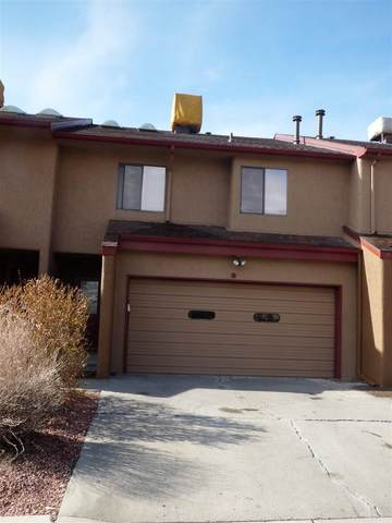 2837 Grand Falls Circle #3, Grand Junction, CO 81501 (MLS #20201496) :: The Christi Reece Group