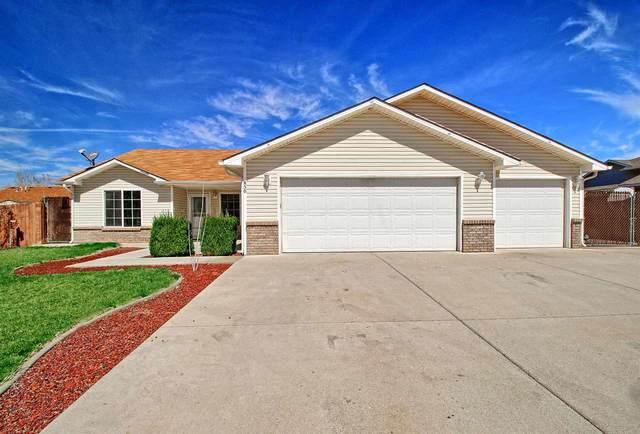 850 Henry Circle, Fruita, CO 81521 (MLS #20201502) :: Western Slope Real Estate