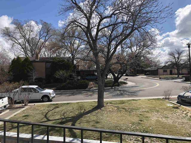 3231 Lakeside Drive #302, Grand Junction, CO 81506 (MLS #20201504) :: The Grand Junction Group with Keller Williams Colorado West LLC