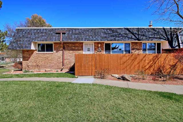 2700 G Road 6C, Grand Junction, CO 81506 (MLS #20201507) :: The Grand Junction Group with Keller Williams Colorado West LLC