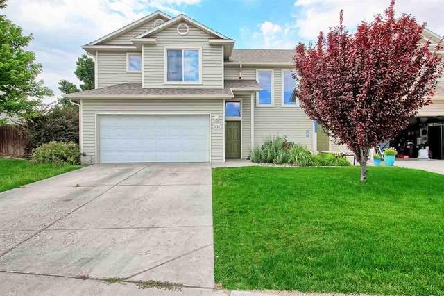 1332 E Carolina Avenue, Fruita, CO 81521 (MLS #20201510) :: Western Slope Real Estate