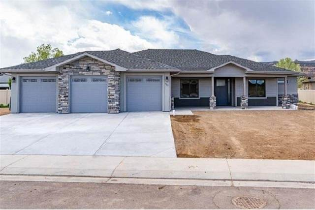 833 Kayenta Way, Fruita, CO 81521 (MLS #20201513) :: The Grand Junction Group with Keller Williams Colorado West LLC