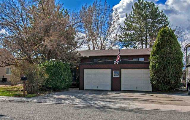 2749 1/2 Cheyenne Drive, Grand Junction, CO 81503 (MLS #20201520) :: The Christi Reece Group