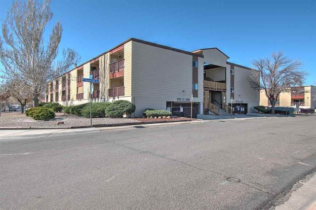 125 Franklin Avenue #207, Grand Junction, CO 81505 (MLS #20201525) :: The Christi Reece Group