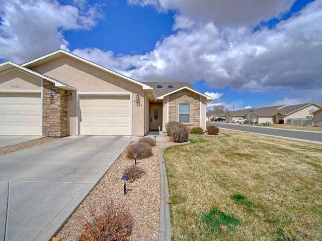 2882 1/2 Cascade Avenue, Grand Junction, CO 81501 (MLS #20201533) :: The Christi Reece Group