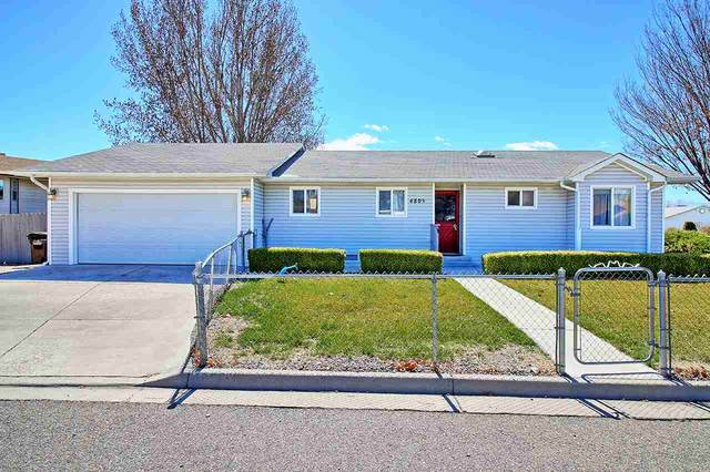 480 1/2 Ol Sun Drive, Grand Junction, CO 81504 (MLS #20201534) :: The Christi Reece Group