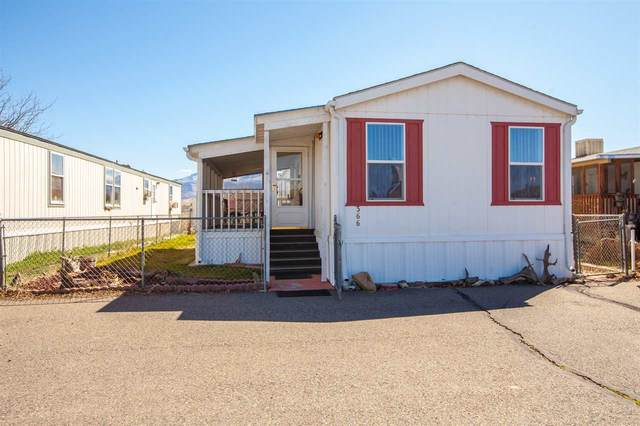 424 32 Road #366, Clifton, CO 81520 (MLS #20201535) :: The Grand Junction Group with Keller Williams Colorado West LLC