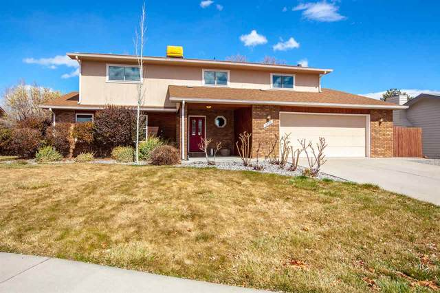 3730 Applewood Street, Grand Junction, CO 81506 (MLS #20201537) :: The Christi Reece Group
