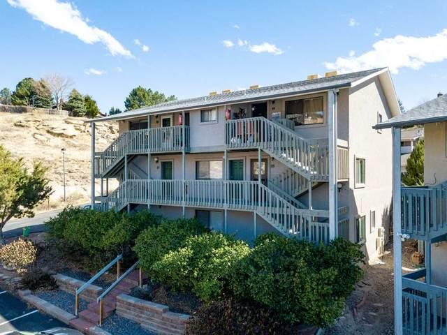406 Ridges Boulevard #16, Grand Junction, CO 81507 (MLS #20201547) :: The Christi Reece Group
