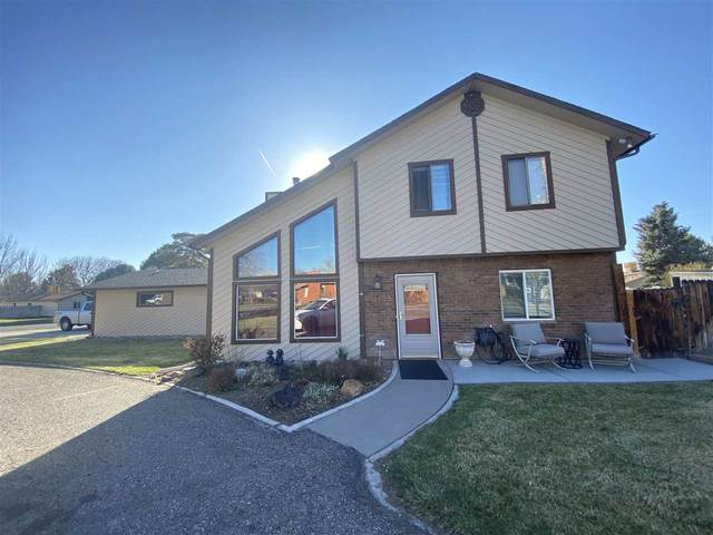 2703 Malibu Drive, Grand Junction, CO 81506 (MLS #20201556) :: The Christi Reece Group