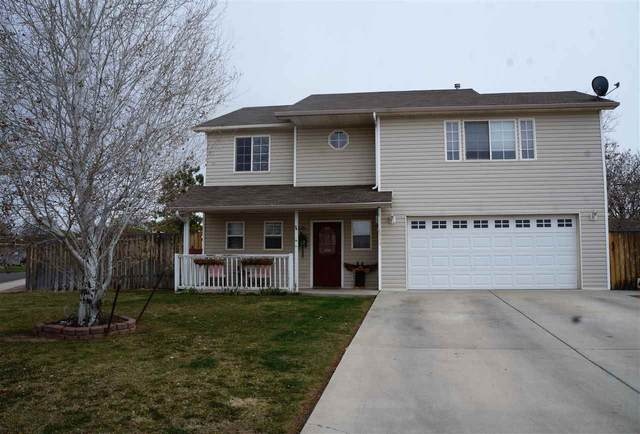 2843.5 Maverick Drive, Grand Junction, CO 81503 (MLS #20201558) :: The Grand Junction Group with Keller Williams Colorado West LLC