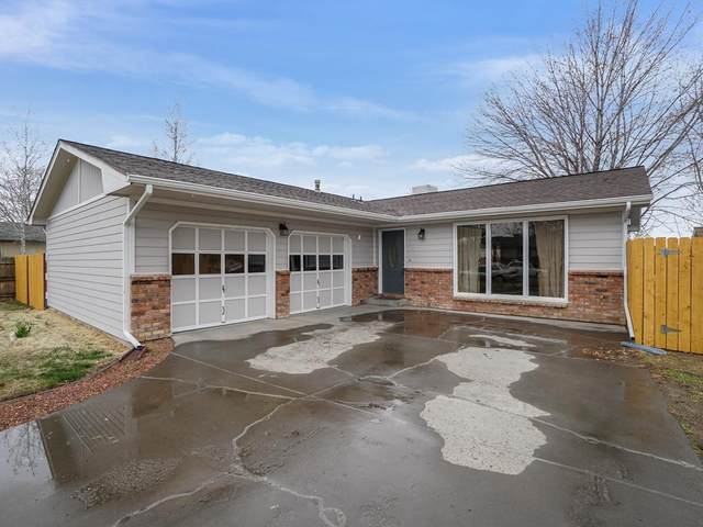 641 Lauradale Drive, Grand Junction, CO 81504 (MLS #20201564) :: The Grand Junction Group with Keller Williams Colorado West LLC