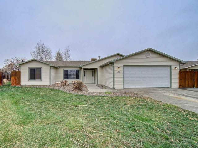 262 Ribbon Court, Fruita, CO 81521 (MLS #20201569) :: The Grand Junction Group with Keller Williams Colorado West LLC