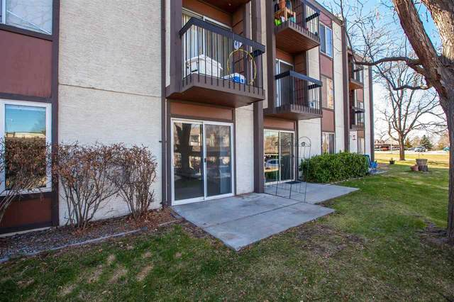 3146 Lakeside Drive #105, Grand Junction, CO 81505 (MLS #20201570) :: The Christi Reece Group