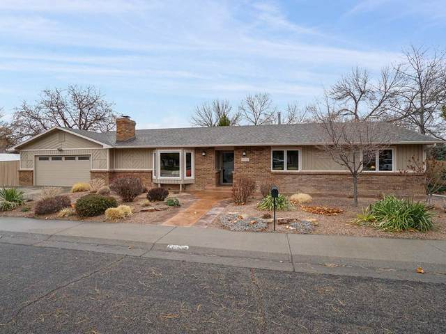358 Pikes Peak Drive, Grand Junction, CO 81507 (MLS #20201573) :: The Christi Reece Group