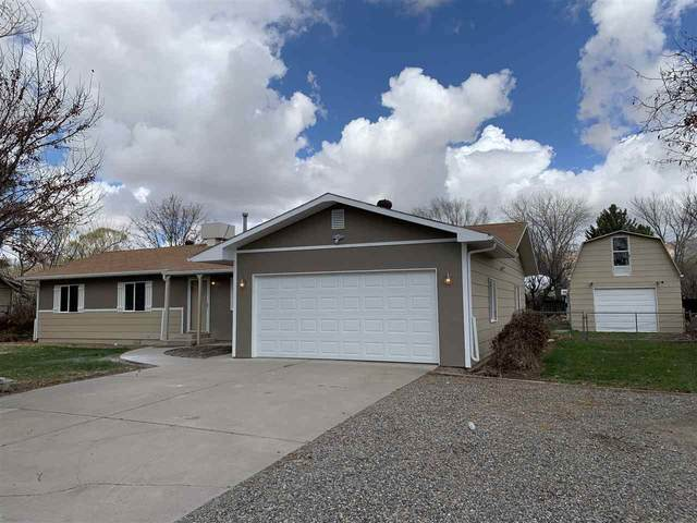 3314 Laurel Lane, Clifton, CO 81520 (MLS #20201580) :: The Grand Junction Group with Keller Williams Colorado West LLC