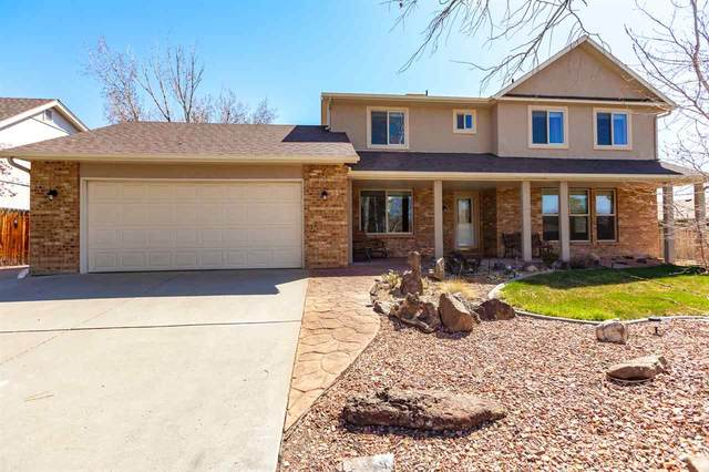 3520 Senna Way, Grand Junction, CO 81506 (MLS #20201584) :: The Grand Junction Group with Keller Williams Colorado West LLC
