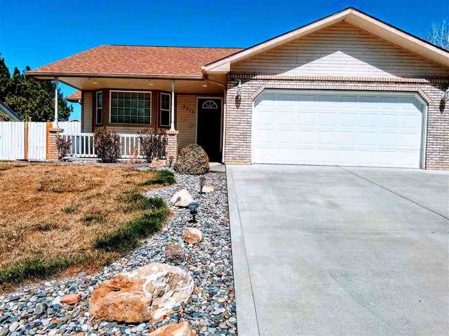 2712 E Yucatan Court, Grand Junction, CO 81506 (MLS #20201587) :: The Grand Junction Group with Keller Williams Colorado West LLC