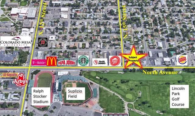 1530 North Avenue, Grand Junction, CO 81501 (MLS #20201598) :: CapRock Real Estate, LLC