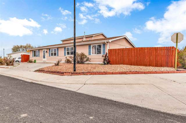 439 S Placer Court, Grand Junction, CO 81504 (MLS #20201601) :: CENTURY 21 CapRock Real Estate