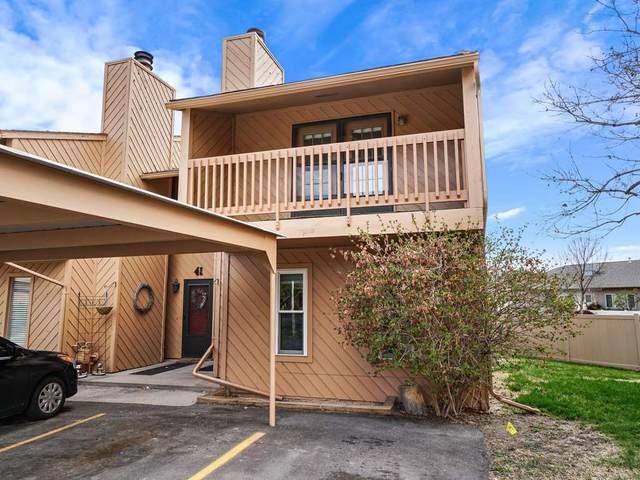 575 28 1/2 Road #40, Grand Junction, CO 81501 (MLS #20201623) :: CapRock Real Estate, LLC
