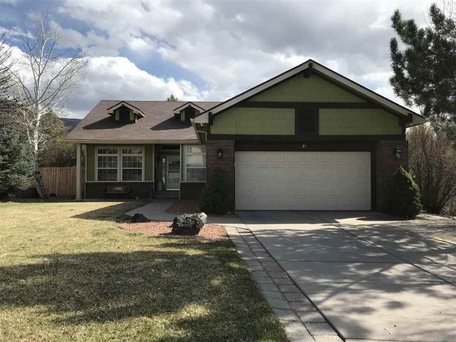 30 Hawthorne Way, Parachute, CO 81635 (MLS #20201626) :: The Grand Junction Group with Keller Williams Colorado West LLC