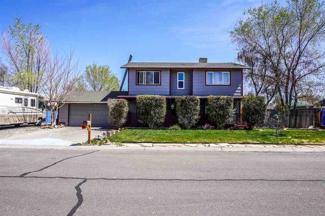 462 Ananessa Drive, Grand Junction, CO 81504 (MLS #20201655) :: The Danny Kuta Team