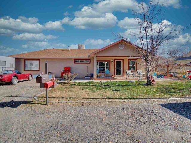 230 Red Mesa Heights Road, Grand Junction, CO 81507 (MLS #20201677) :: CENTURY 21 CapRock Real Estate