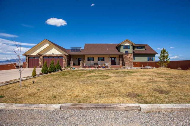 3306 2000 Road, Delta, CO 81416 (MLS #20201679) :: CENTURY 21 CapRock Real Estate