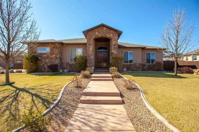 715 Roundup Drive, Grand Junction, CO 81507 (MLS #20201684) :: CENTURY 21 CapRock Real Estate