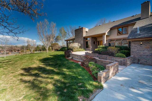 803 25 Road, Grand Junction, CO 81505 (MLS #20201693) :: The Christi Reece Group