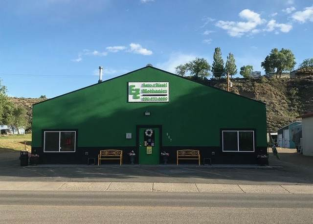 807 E Main Street, Rangely, CO 81648 (MLS #20201767) :: The Kimbrough Team | RE/MAX 4000