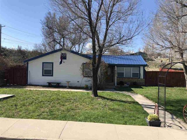 909 E Main Street, Rangely, CO 81648 (MLS #20201800) :: The Kimbrough Team | RE/MAX 4000