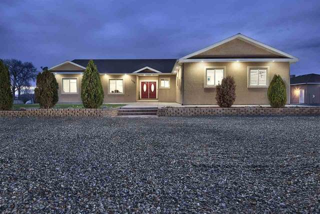1028 19 1/2 Road, Fruita, CO 81521 (MLS #20201803) :: CENTURY 21 CapRock Real Estate
