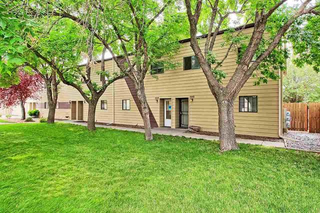 125 Franklin Avenue #508, Grand Junction, CO 81501 (MLS #20201804) :: CENTURY 21 CapRock Real Estate
