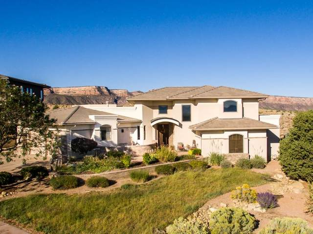 357 High Desert Road, Grand Junction, CO 81507 (MLS #20201808) :: The Grand Junction Group with Keller Williams Colorado West LLC