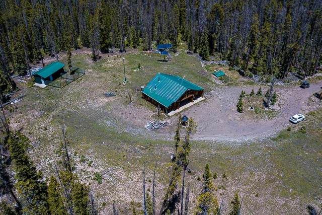 TBD Forest Service Road 578, Saguache, CO 81149 (MLS #20201858) :: The Kimbrough Team | RE/MAX 4000