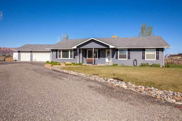 759 Goldenrod Court, Grand Junction, CO 81505 (MLS #20201899) :: Western Slope Real Estate