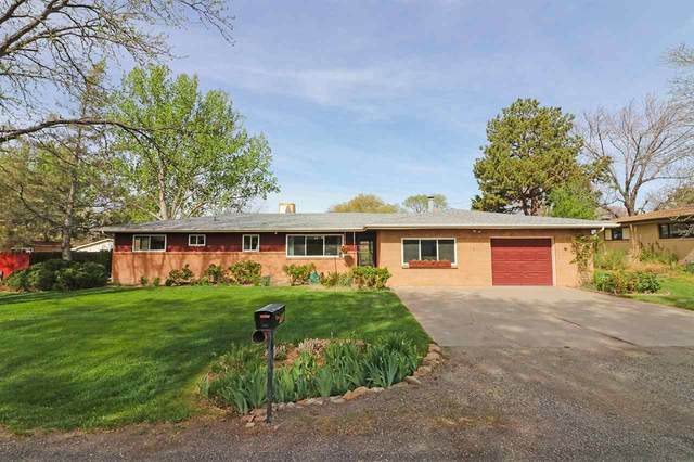 707 Brassie Drive, Grand Junction, CO 81506 (MLS #20201953) :: The Grand Junction Group with Keller Williams Colorado West LLC
