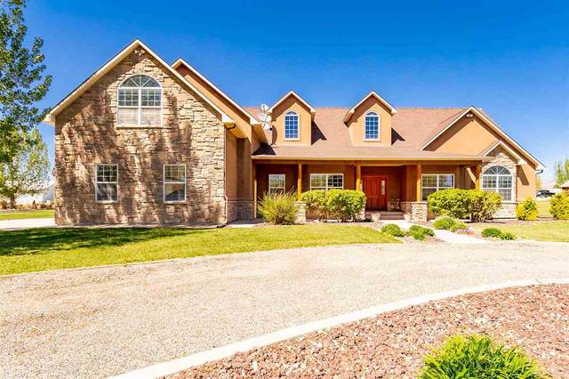 1228 Signal Rock Road, Grand Junction, CO 81505 (MLS #20201993) :: The Christi Reece Group