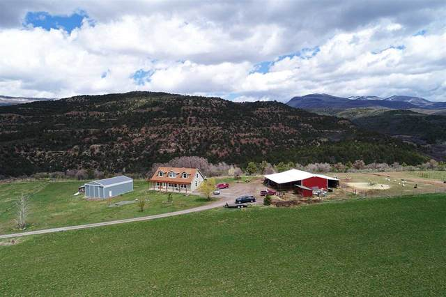 63270 Highway 330E, Collbran, CO 81624 (MLS #20202058) :: The Grand Junction Group with Keller Williams Colorado West LLC