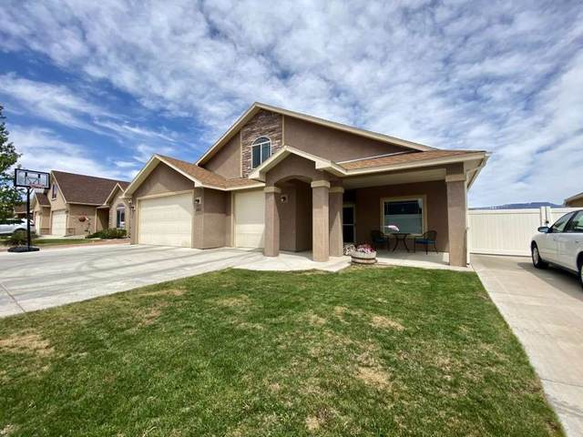 603 Waverly Lane, Grand Junction, CO 81504 (MLS #20202095) :: The Grand Junction Group with Keller Williams Colorado West LLC