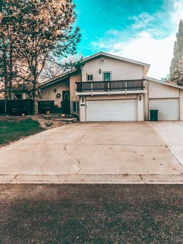 2157 Shenandoah Drive, Grand Junction, CO 81507 (MLS #20202128) :: The Christi Reece Group