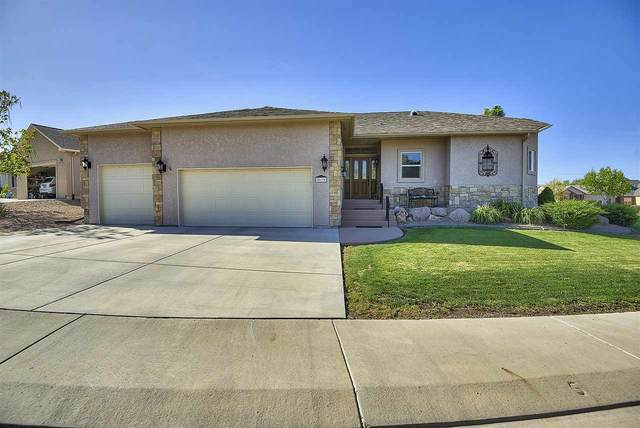 2619 Foxglove Court, Grand Junction, CO 81506 (MLS #20202194) :: CENTURY 21 CapRock Real Estate