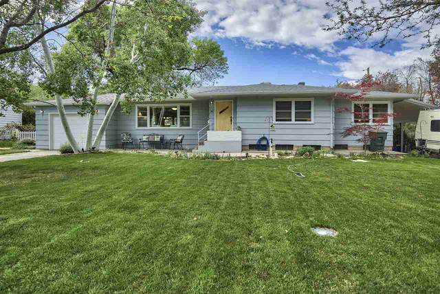 445 Hall Avenue, Grand Junction, CO 81501 (MLS #20202294) :: The Grand Junction Group with Keller Williams Colorado West LLC