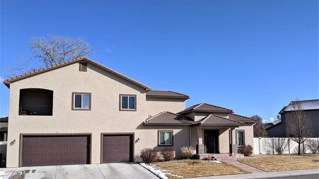 740 Egret Circle, Grand Junction, CO 81505 (MLS #20202317) :: The Grand Junction Group with Keller Williams Colorado West LLC