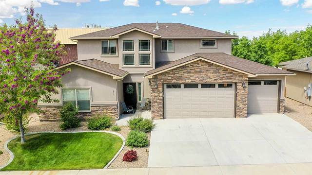 611 Silverado Drive, Grand Junction, CO 81505 (MLS #20202340) :: The Grand Junction Group with Keller Williams Colorado West LLC