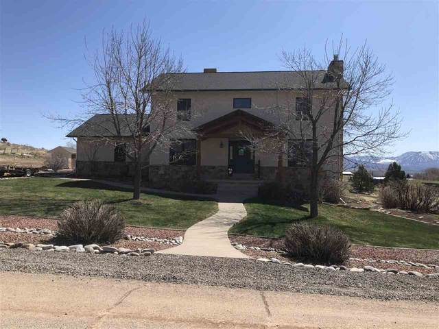 937 Ryan Court, Hotchkiss, CO 81419 (MLS #20202345) :: The Grand Junction Group with Keller Williams Colorado West LLC