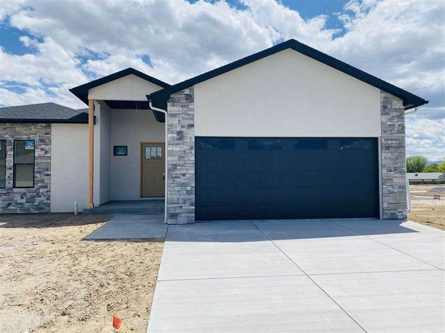 2949 Brodick Way #A, Grand Junction, CO 81504 (MLS #20202362) :: The Christi Reece Group